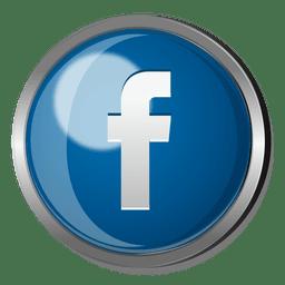 Facebook 3d Silver Icon Transparent Png Svg Vector File