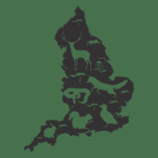 Download England silhouette - Transparent PNG & SVG vector file