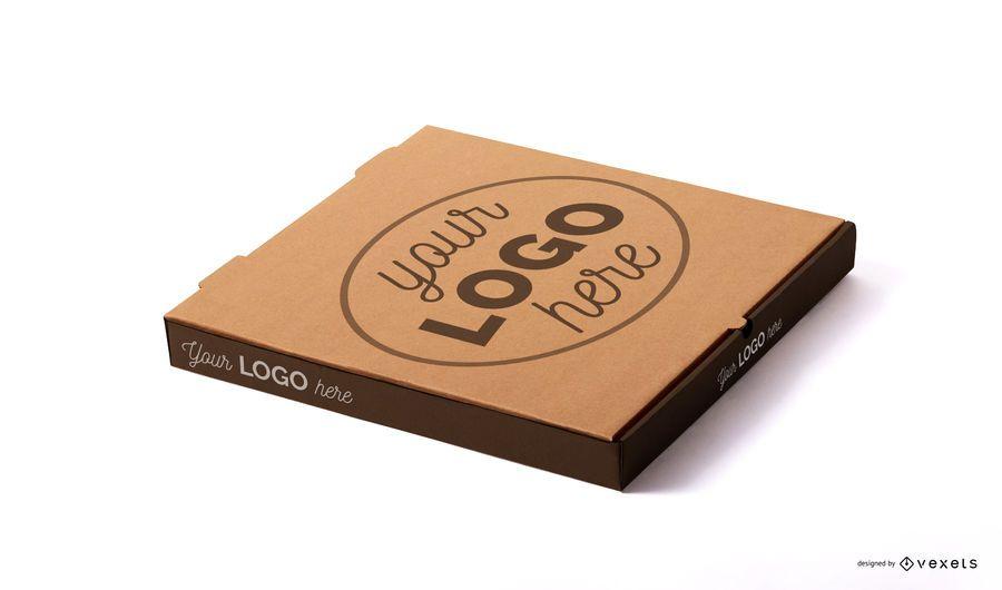 Download Pizza box mockup - PSD Mockup download