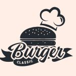 Burger Restaurant Logo Design Vector Download