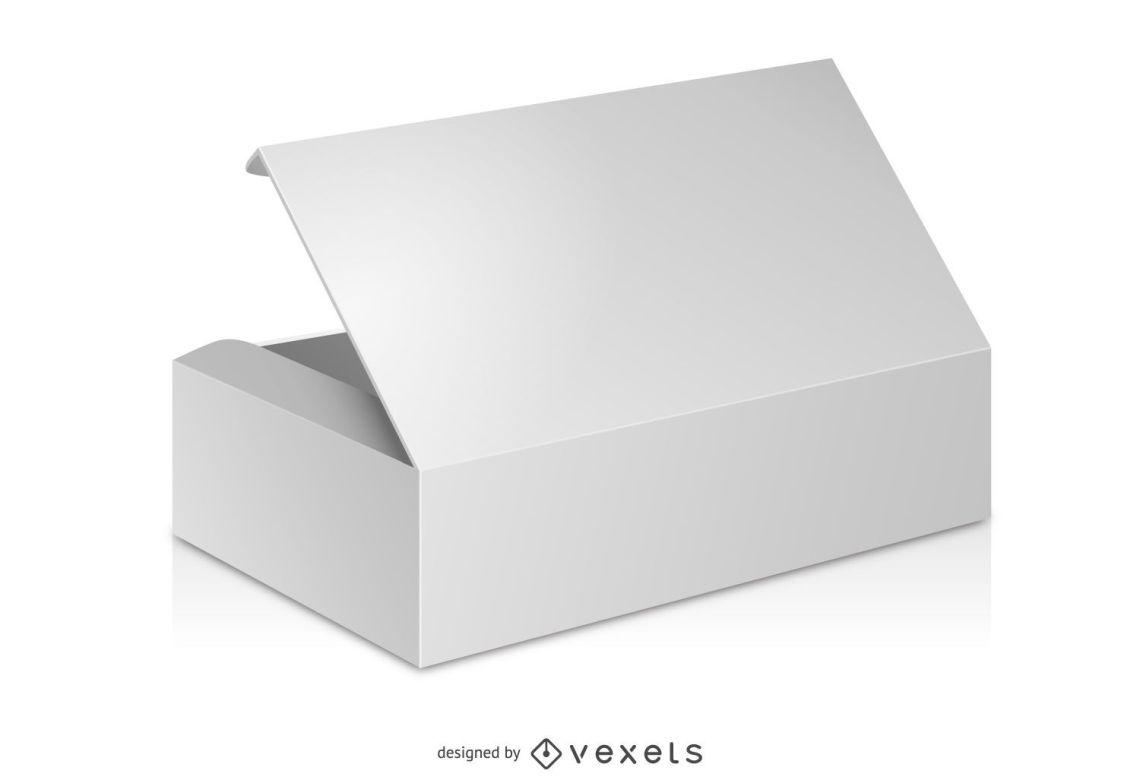 Download Blank box mockup - Vector download
