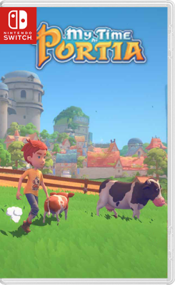 26134278 - My Time at Portia Switch NSP