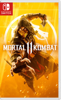 26220759 - Mortal Kombat 11 + Update + All DLC Switch NSP XCI
