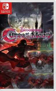 26546067 - Bloodstained: Curse of the Moon Switch NSP XCI
