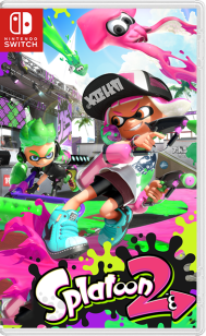Splatoon 2 + Octo Expansion + DLC NSP XCI