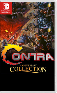26858889 - Contra Anniversary Collection Switch NSP