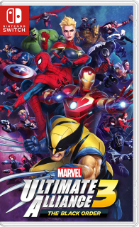 27059870 - MARVEL ULTIMATE ALLIANCE 3: The Black Order Switch NSP XCI