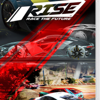 Rise: Race The Future Switch NSP XCI NSZ