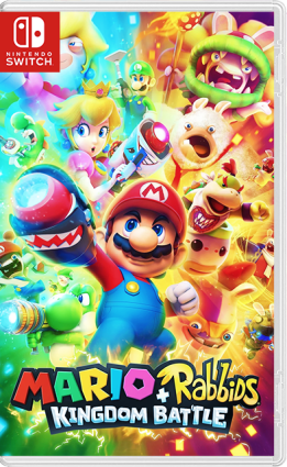27288021 - Mario + Rabbids Kingdom Battle Switch XCI NSP