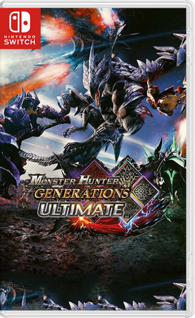 Monster Hunter Generations Ultimate Switch NSP XCI Download