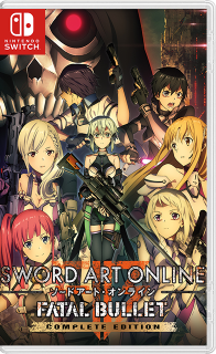 27491473 - SWORD ART ONLINE: Hollow Realization + FATAL BULLET Complete Edition