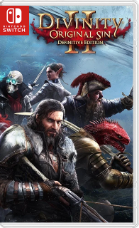 Divinity: Original Sin 2 Definitive Edition Switch NSP XCI