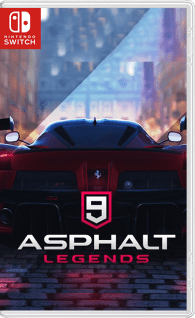 28101501 - Asphalt 9: Legends NSP XCI