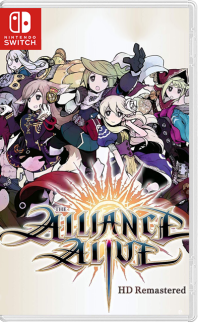 28102061 - The Alliance Alive HD Remastered Switch NSP XCI