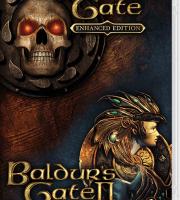 Baldur's Gate & Baldur's Gate II: Enhanced Editions Switch NSP XCI