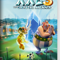 Asterix and Obelix XXL3 The Crystal Menhir Switch NSP XCI NSZ