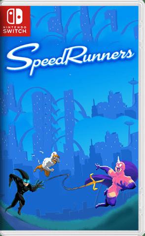 Resultado de imagem para speedrunners switch