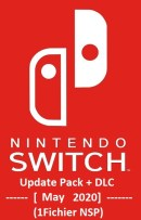 Nintendo Switch Update Pack + DLC [May 2020] (1Fichier NSP)