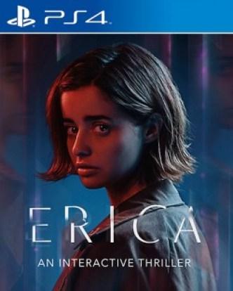 ERICA PS4 PKG Download