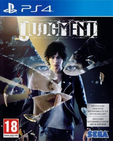 Judgment PS4 PKG Download