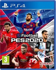 EFootball Pro Evolution Soccer 2020 PS4 PKG