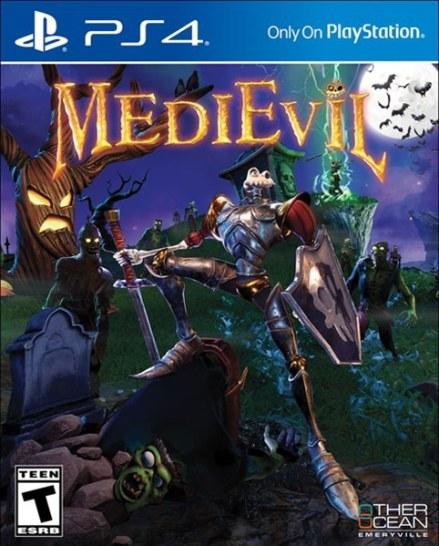 MediEvil PS4 PKG
