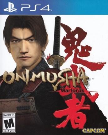 Onimusha Warlords PS4 PKG