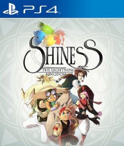 Shiness The Lightning Kingdom PS4 PKG
