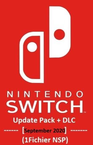 Update Pack + DLC [September 2020] (1Fichier NSP)