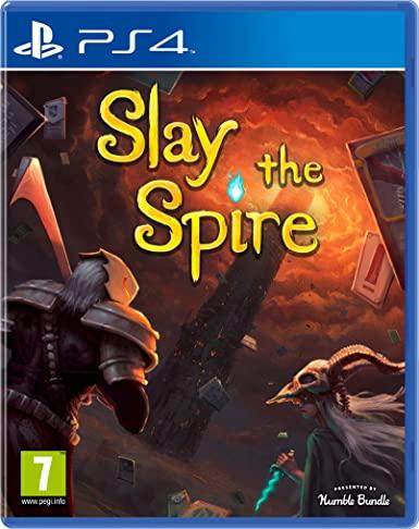 Slay the Spire PS4 PKG