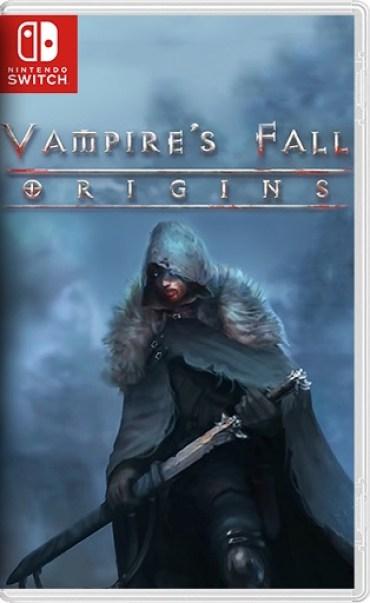 Vampires Fall Origins Switch NSP XCI