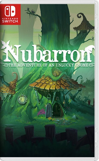 Nubarron The adventure of an unlucky gnome Switch NSP XCI NSZ