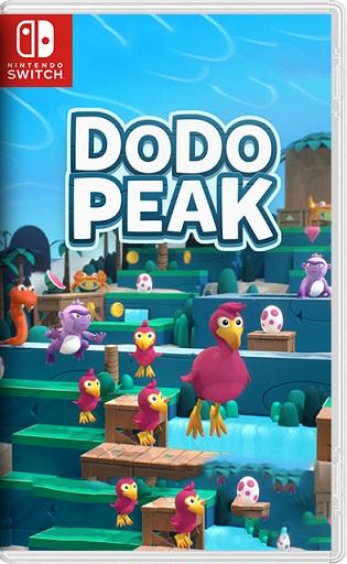 Dodo Peak Switch NSP XCI NSZ