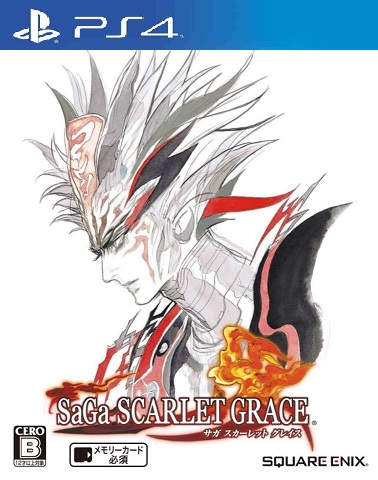 SaGa SCARLET GRACE PS4 PKG Download