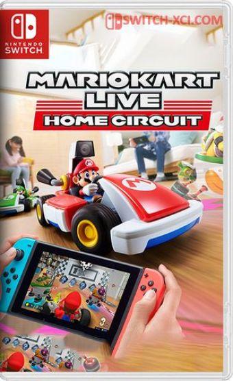 Mario Kart Live Home Circuit Switch NSP XCI
