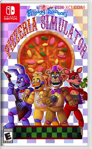Freddy Fazbears Pizzeria Simulator Switch NSP XCI NSZ