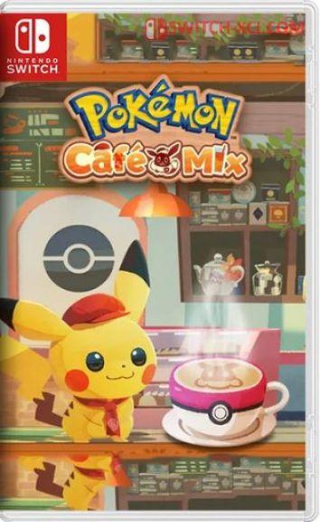Pokémon Café Mix + Update 1.70.0 Switch NSP XCI NSZ