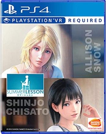 Summer Lesson Allison and Chisato PSVR PS4 PKG