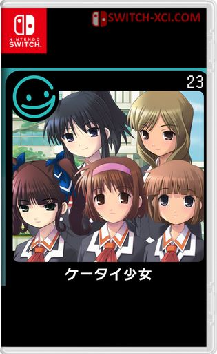 G-MODE Archives 23 Keitai Shoujo Switch NSP XCI