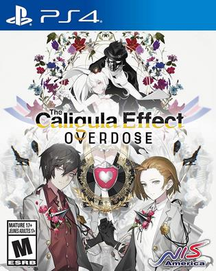 The Caligula Effect: Overdose PS4 PKG