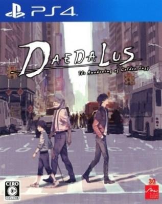 Alternate Jake Hunter DAEDALUS The Awakening of Golden Jazz PS4 PKG