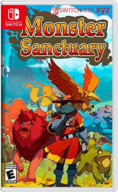 Monster Sanctuary Switch NSP XCI NSZ