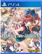 Blade Strangers PS4 PKG