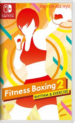 Fitness Boxing 2 Rhythm and Exercise Switch NSP XCI NSZ
