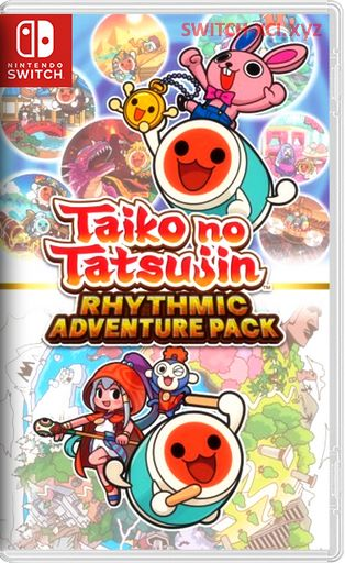 Taiko no Tatsujin Rhythmic Adventure Pack Switch NSP XCI NSZ