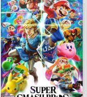 Super Smash Bros. Ultimate + Update 12.0.0 + 88 DLC Switch XCI NSP NSZ