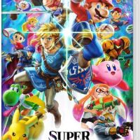 Super Smash Bros. Ultimate + Update 11.0.0+ All DLC Switch XCI NSP NSZ