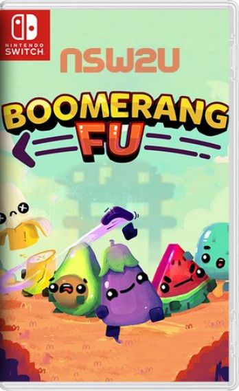 Boomerang Fu Switch NSP XCI NSZ