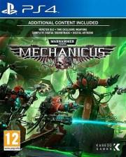 Warhammer 40,000: Mechanicus PS4 PKG