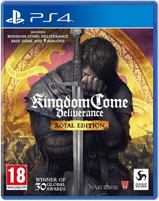 Kingdom Come Deliverance Royal Edition PS4 PKG
